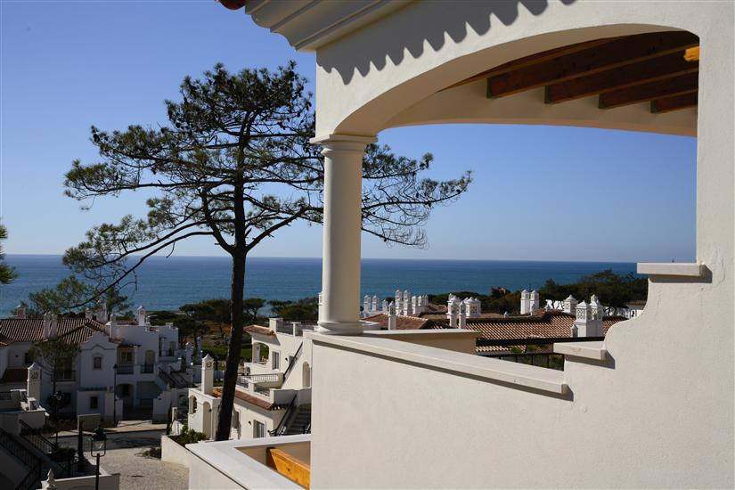 Almancil - Alojamento - Alojamento Self Catering - Dunas Douradas Beach Club - Luxury Upstairs Apartment with Whirlpool - ID 7118
