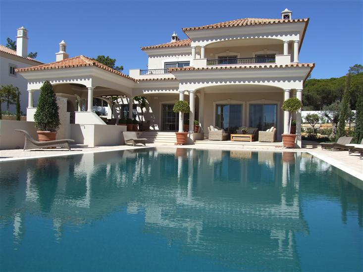 Almancil - Accommodation - Self Catering Accommodation - Dunas Douradas Beach Club - Luxury 4 Bedroom Villa - ID 7113