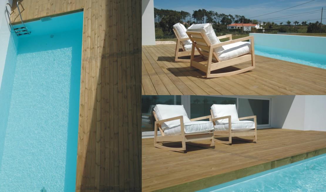 Alojamento - Casas, Chalés, Cottages & Moradias - Modern 2 bedroom apartment in Balaia - ID 6000