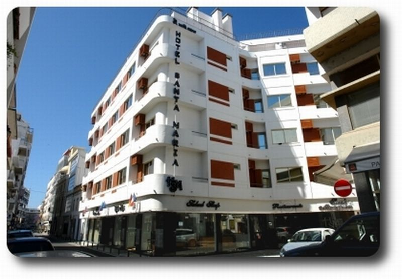 Faro - Accommodation - Guest Houses - Hotel Santa Maria - ID 6914