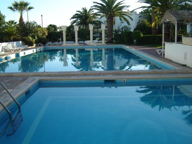 Alojamento - Alojamento Self Catering - 3 bedroom penthouse apartment with pool in Tavira Garden, Algarve, Portugal - ID 7104
