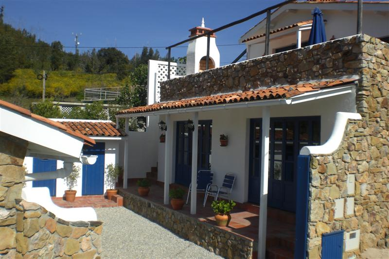 Alojamento - Casas, Chalés, Cottages & Moradias - Casa Branca - ID 6962