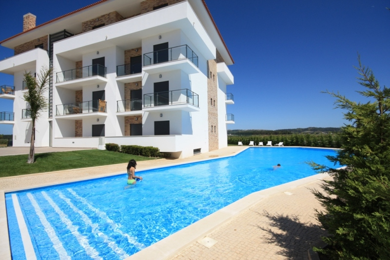Sao Martinho do Porto - Alojamento - Alojamento Self Catering - Atlantico Golf Residence - ID 7065