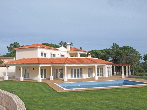 Obidos - Accommodation - Holiday Resorts - Brand new 4 bedroom villa with private garden and pool - ID 7005