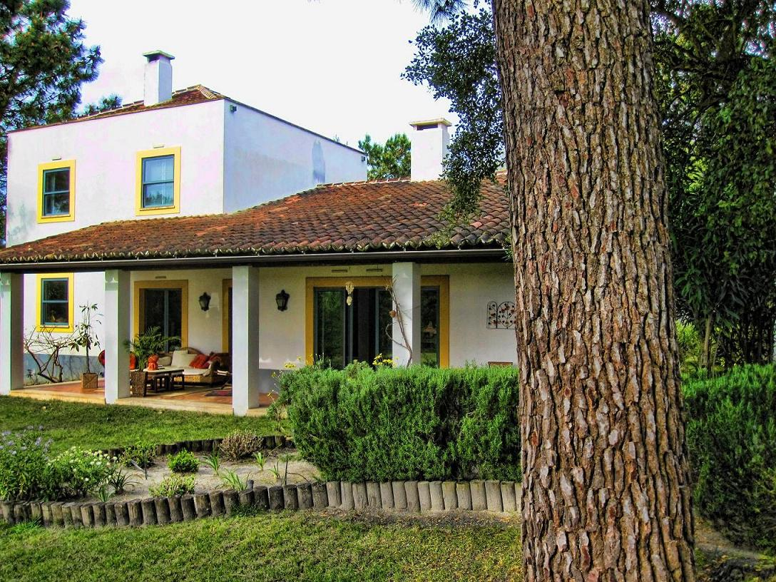 Alojamento - Aventura, Outdoor & Desporto - Portugal Silver Coast - Small farm with traditional villa near Obidos - ID 5633