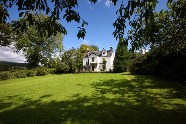 Somewhere 2 Rent Wales Self Catering Villas