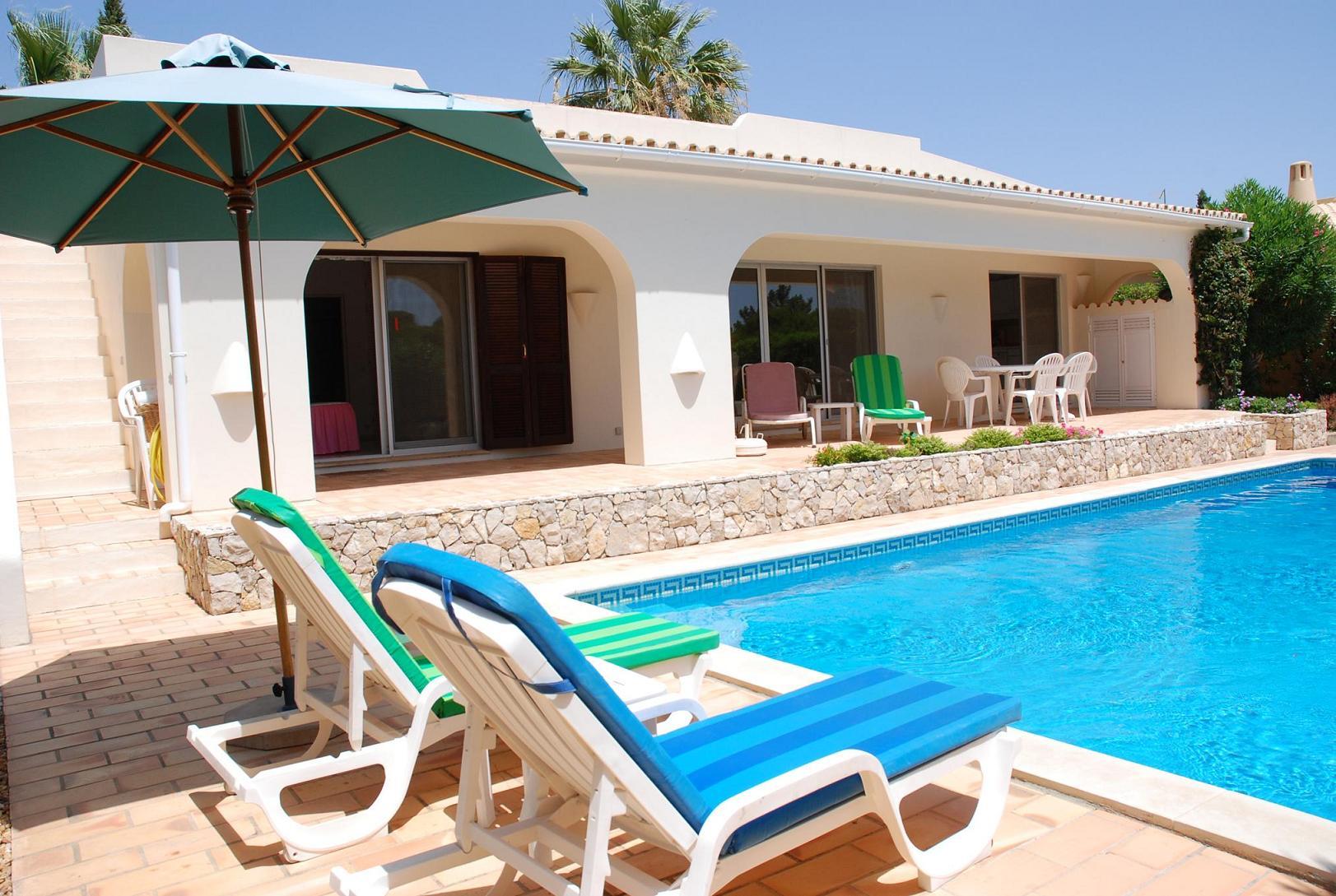 Algarve - Alojamento - Alojamento Self Catering - Casa Anna - ID 7058