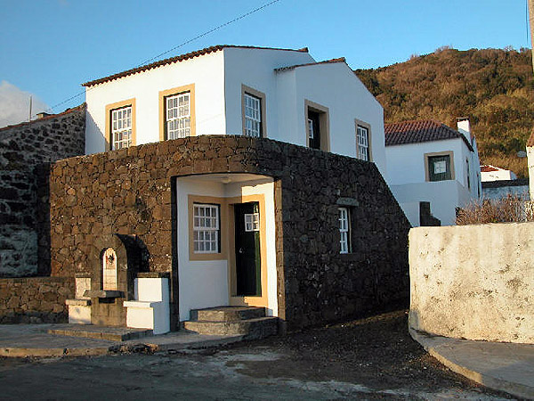 Pico Island - Alojamento - Alojamento Self Catering - Accommodation in PARADISE - ID 7055