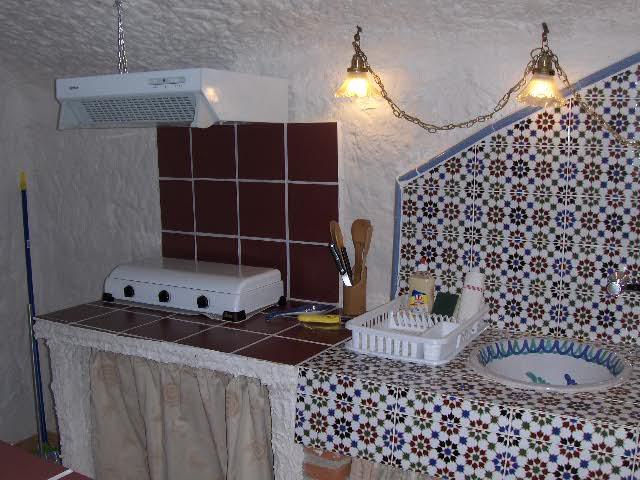 Vakansie huise te huur in huescar andalucia spain