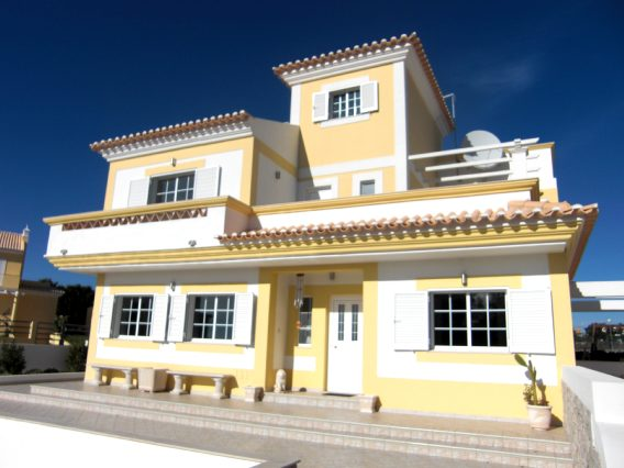 Bernada - Alojamento - Alojamento Self Catering - Stunning Four bedroom Villa in Altura - ID 7049