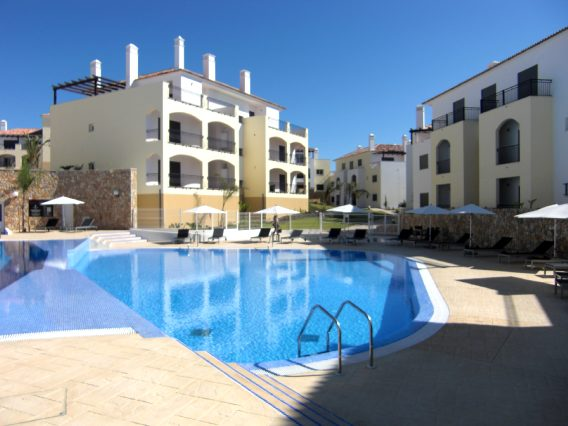 Alojamento - Apartamentos - 2 bedroom villa with pool near beach of Manta Rota, Algarve, Portugal - ID 7106