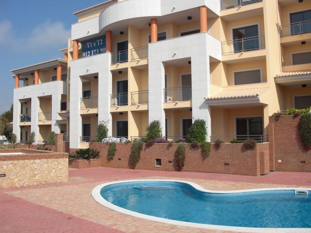 Albufeira - Accommodation - Self Catering Accommodation - Oceanus Jardim - ID 7037