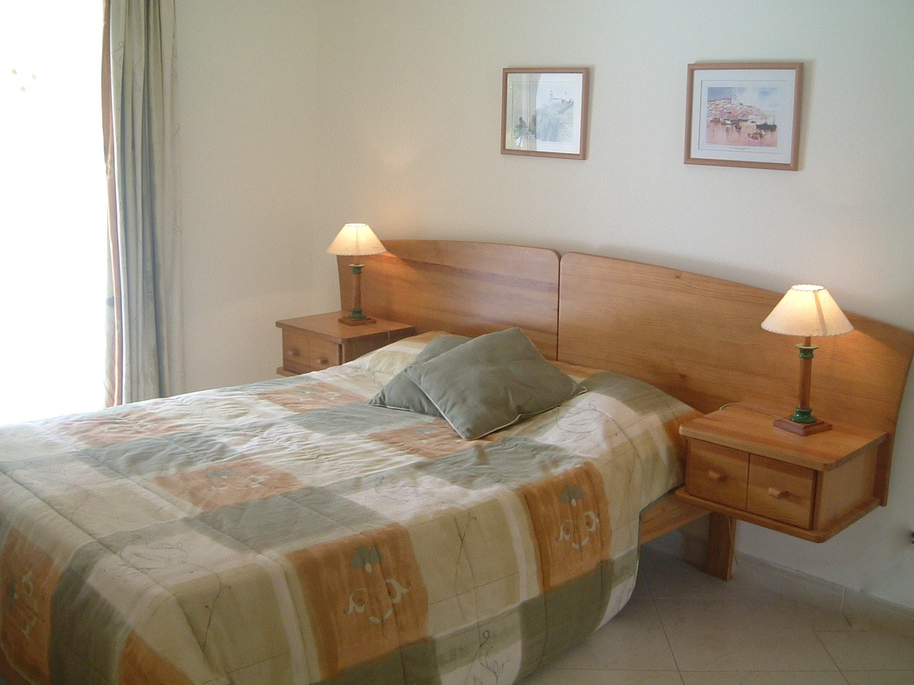 Alojamento - Apartamentos - Villa T3, Sitio dos Castelos, Sta.Barbara de Nexe – Algarve, Very nice and quiet place near of the beaches. - ID 5845