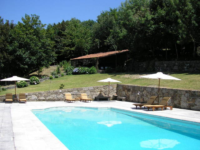 Baião - Accommodation - Homes, Chalets, Cottages & Villas - Rural Tourism / Quinta de Marnotos - ID 6934