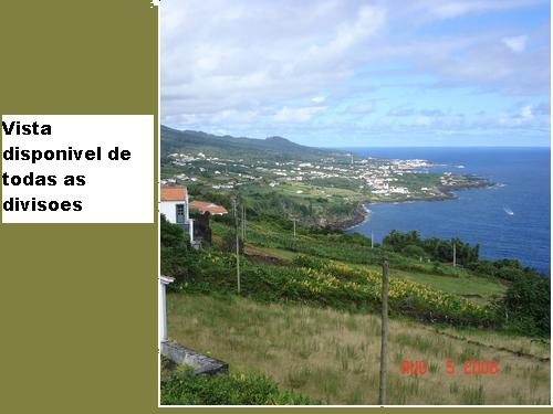 Alojamento - Alojamento Self Catering - House for Rent in Pico-Azores - ID 7019