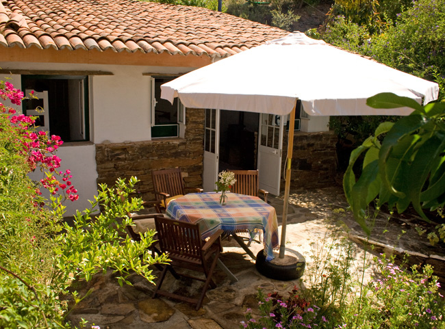 Santa Clara a Velha - Accommodation - Holiday Resorts - Quinta do Barranco da Estrada - ID 7001