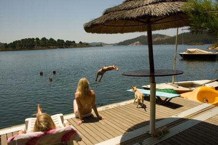 Alojamento - Aventura, Outdoor & Desporto - Three Bedroom Villa near Ferragudo - ID 5024