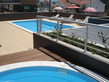Alcobaça - Accommodation - Self Catering Accommodation - Luxury Two and Three Bedroom Holiday beach Apartments - ID 7016