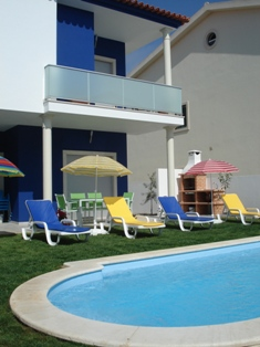 Alcobaça - Accommodation - Self Catering Accommodation - Stunning Brand New Villa with Private Pool - ID 7015