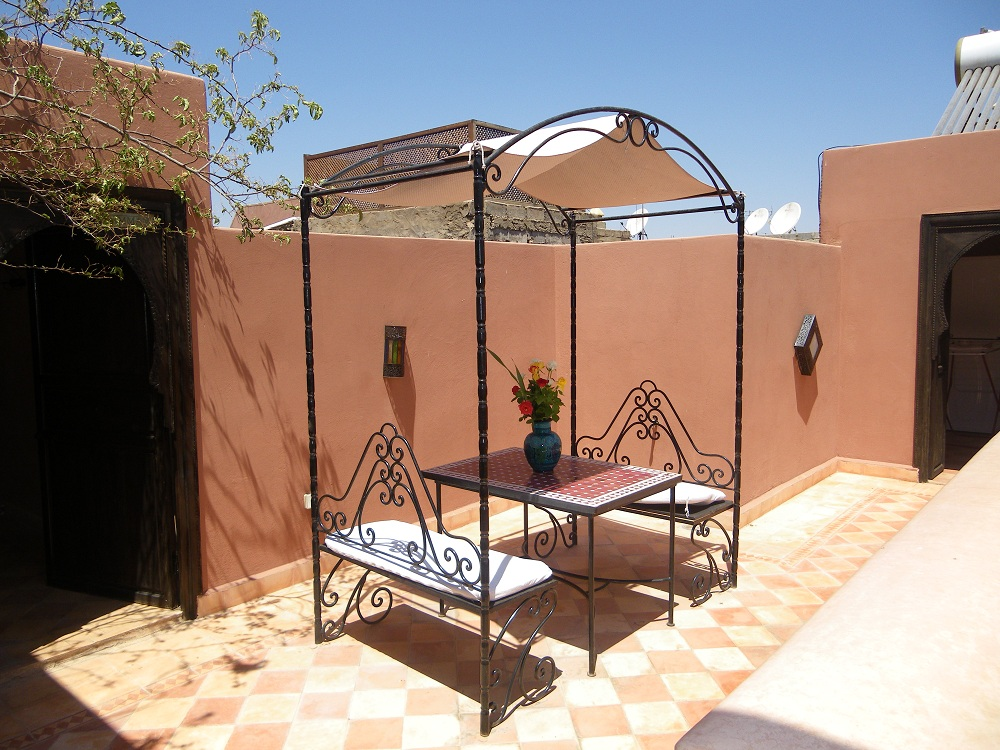 Riad L Oiseau Du Paradis - Marrakech, Marrakech, Morocco - Bed and Breakfasts - Long & Short ...