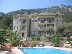 Verhurings & Vakansie Akkommodasie - Woonstelle - Turkey - Turkish Aegean, Turquoise coast - Turunc