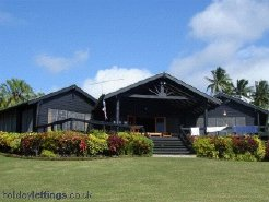 Holiday Rentals & Accommodation - Villas - Fiji - Taveuni Island - Matei