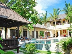 Exclusive Luxury Accommodation to rent in Seminyak, Bali, Indonesia