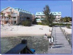 Seefront Woonstelle te huur in South Side, Bert Marson Drive, Cayman
