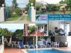 Eksklusiewe Luukse Akkommodasie te huur in near to Roseau, south west Dominica, Dominica