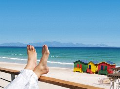Holiday Rentals & Accommodation - Self Catering - South Africa - West Coast - Muizenberg