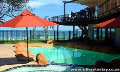 Holiday Rentals & Accommodation - Beachfront Accommodation - South Africa - KwaZulu Natal - Durban