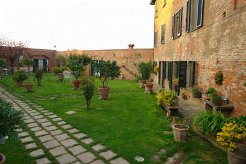Villas to rent in Siena, Tuscany, Italy