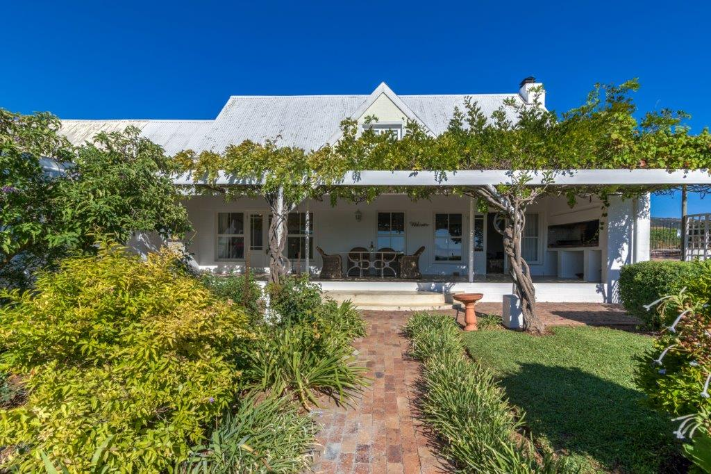 Holiday Rentals & Accommodation - Country Cottages - South Africa - Cape Winelands - Stellenbosch