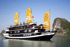 Holiday Rentals & Accommodation - House Boats - Vietnam - 10000 - Halong