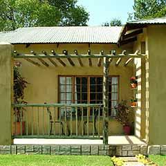 Eksklusiewe Luukse Akkommodasie te huur in Parys, Free State, South Africa