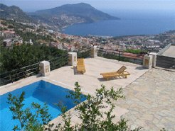 Holiday Rentals & Accommodation - Apartments - Turkey - antalya - kalkan