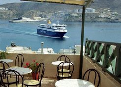 Holiday Rentals & Accommodation - Hostels - Greece - SYROS ISLAND - ERMOUPOLIS-SYROS