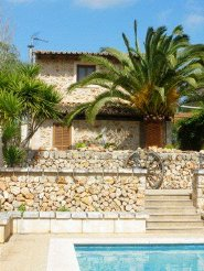 Holiday Rentals & Accommodation - Holiday Houses - Spain - Center of Mallorca - Costitx