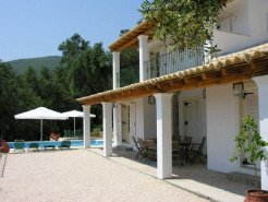 Holiday Rentals & Accommodation - Villas - Greece - Ionian - Ano Korakiana