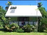 Lodges and Retreats to rent in Aitutaki Island, Gina's Tautu Village, Cook Islands