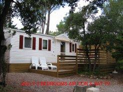 Holiday Rentals & Accommodation - Caravan Parks - France - Var Region - St Rapheal