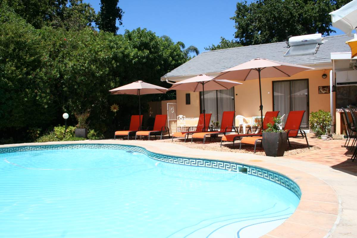 Holiday Rentals & Accommodation - Bed and Breakfasts - South Africa - Helderberg - Somerset West