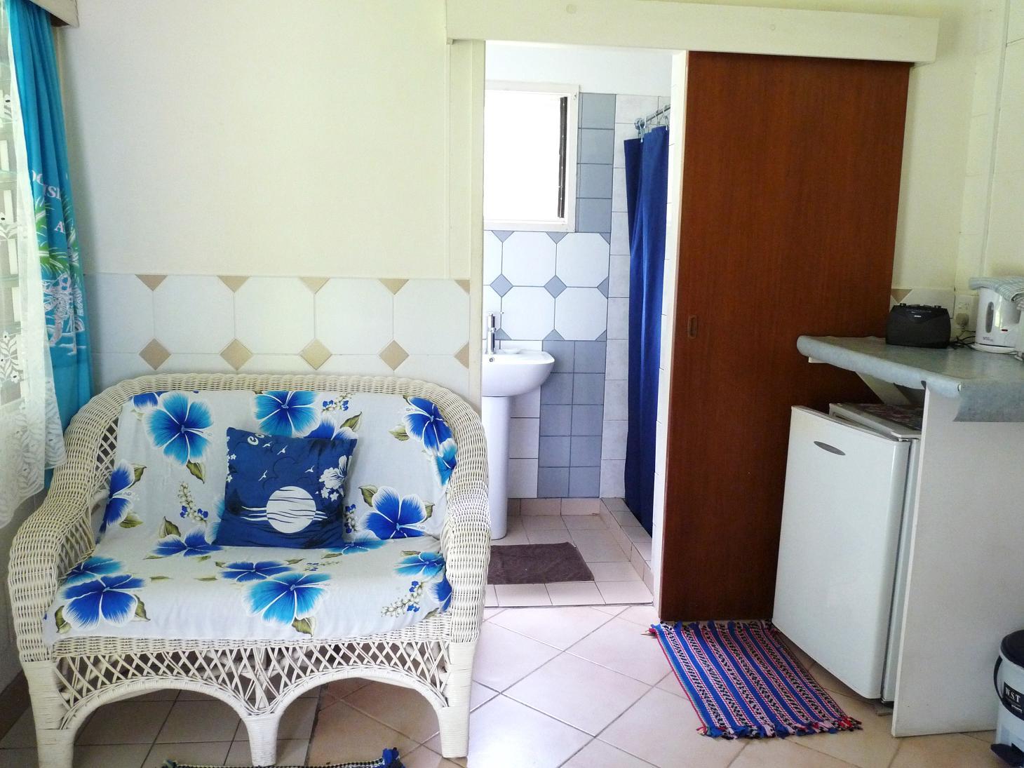 Self Catering to rent in Rarotonga,  Avatiu, Atupa, Cook Islands