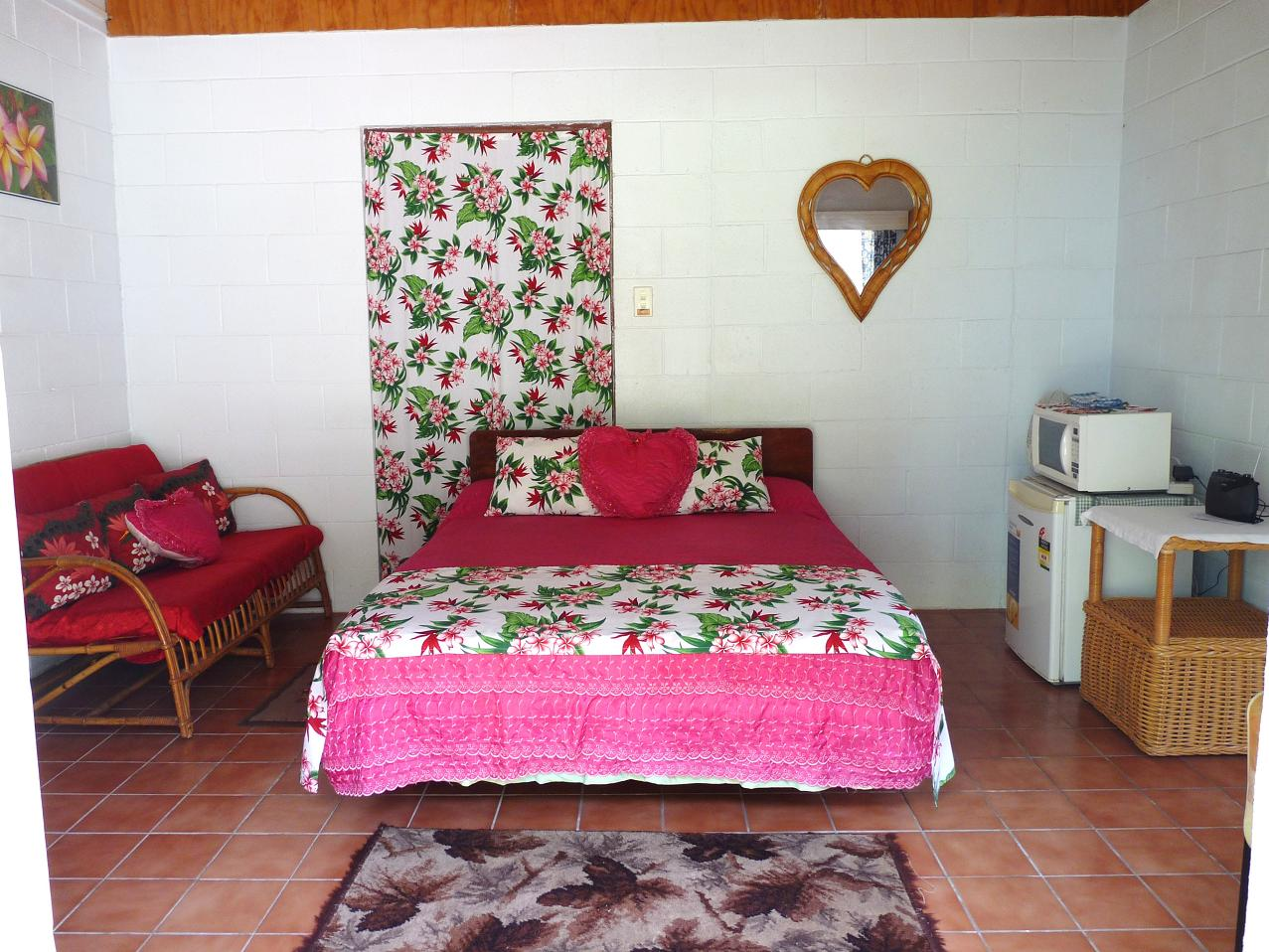 Vacances en Maison à louer à Rarotonga,  Avatiu, Atupa, Cook Islands