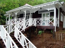 Holiday Rentals & Accommodation - Adventure Accommodation - Saint Lucia - Caribbean - Soufriere