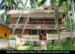 Holiday Rentals & Accommodation - Beach Hotels - India - Kovalam - Trivandrum