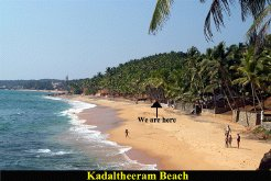 Beach Hotels to rent in Trivandrum, Kovalam, India