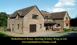 Holiday Rentals & Accommodation - Self Catering - England - Welsh Borders - Hereford