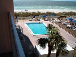 Holiday Rentals & Accommodation - Beachfront Accommodation - USA - Tampa/St. Petersburg/Clearwater - Indian Rocks Beach