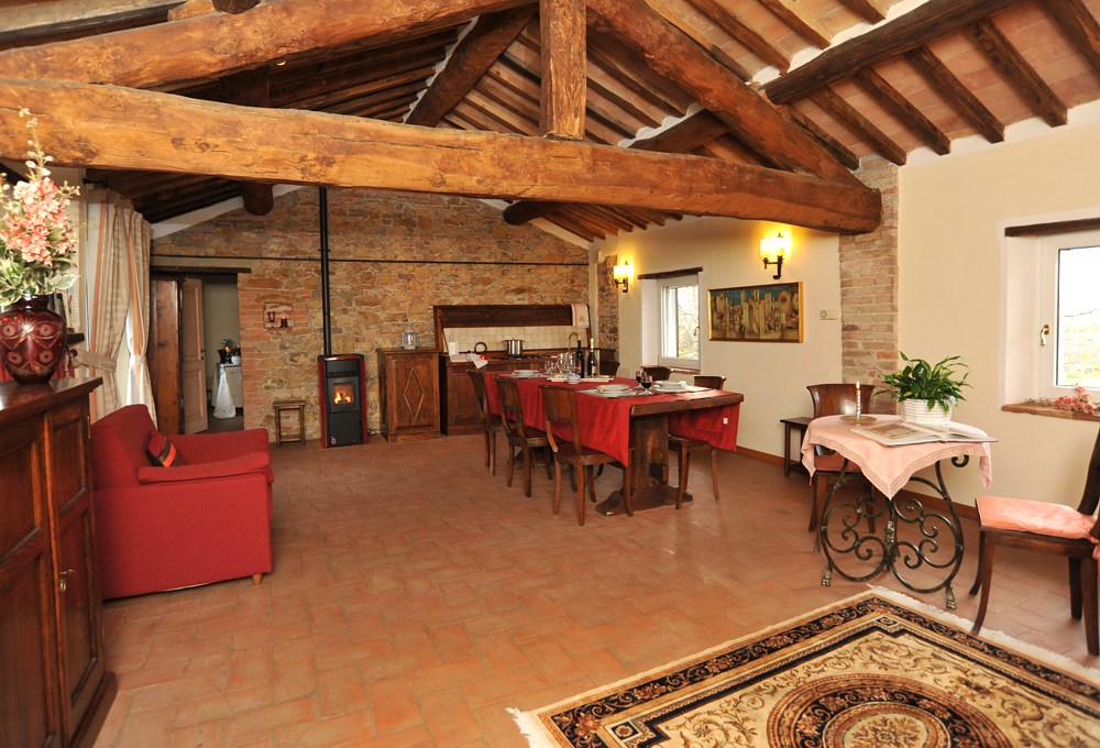 Holiday Farms to rent in Arezzo, Tuscany, Italy